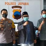 Jalin Kerjasama; Dekan FDK Unisnu Jepara Kunjungi Kapolres Jepara