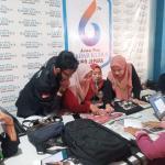 Asah Skill Jurnalistik, Mahasiswa FDK PPL di Jawa Pos