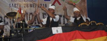 Festival Percussion 2016 Guncangkan UNISNU