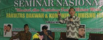 Kupas Radikalisme Dakwah, FDK Adakan Seminar Nasional