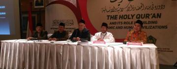 Sampaikan Paper dalam Seminar International al-Qur'an; Abdul Wahab Bangga mewakili Unisnu Jepara