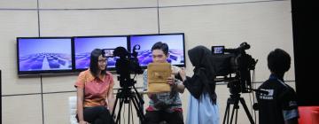 Kuliah Kerja Lapangan (KKL) Prodi KPI Tahun 2020