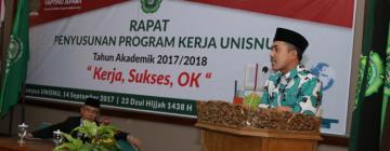 Rapat Kerja Penyusunan Program TA. 2020/2021