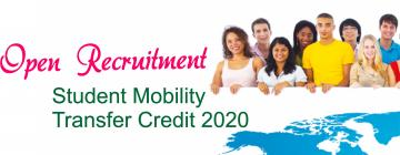 Student Mobility Transfer Credit 2020