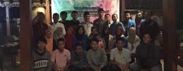 Perkuat Silaturrahim, PMII Rayon Dakwah dan Komunikasi Gelar Temu Jagong