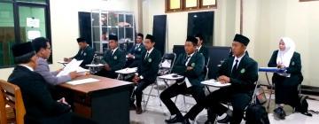 Ujian Akhir Semester (UAS) Genap TA. 2018/2019