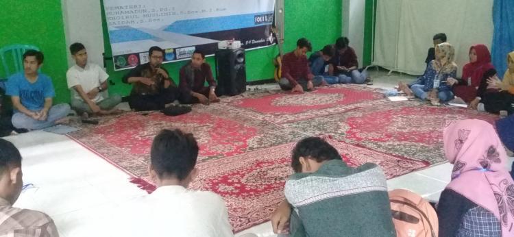 Hadapi Era Literasi Media, LPM Fokus Adakan PJTD