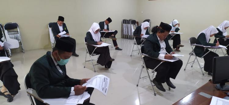 Ujian Komprehensif Semester Genap TA. 2019/2020