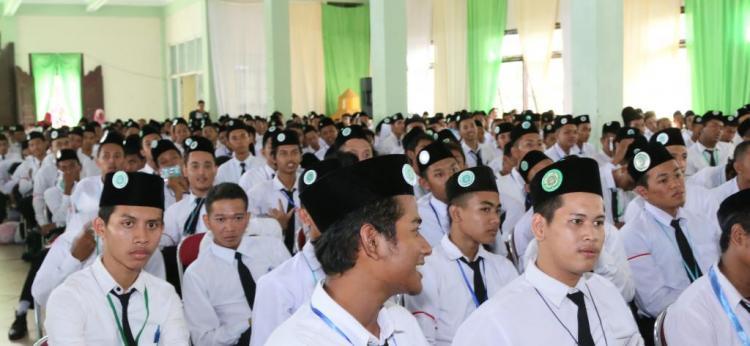Kuliah Perdana Mahasiswa Baru TA. 2019/2020