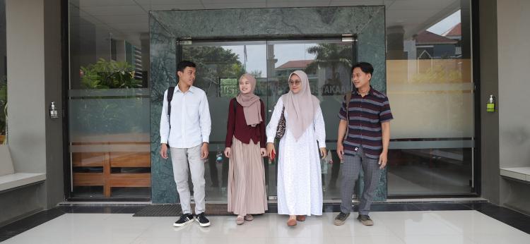 Kegiatan Pembelajaran Fakultas Dakwah dan Komunikasi Semester Gasal TA. 2021/2022
