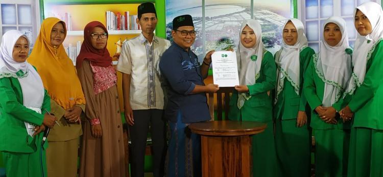 Bangun Sinergitas Gerakan, Prodi KPI, PC Fatayat NU Jepara, dan Lembaga Dakwah PCNU Jepara Teken Kerjasama