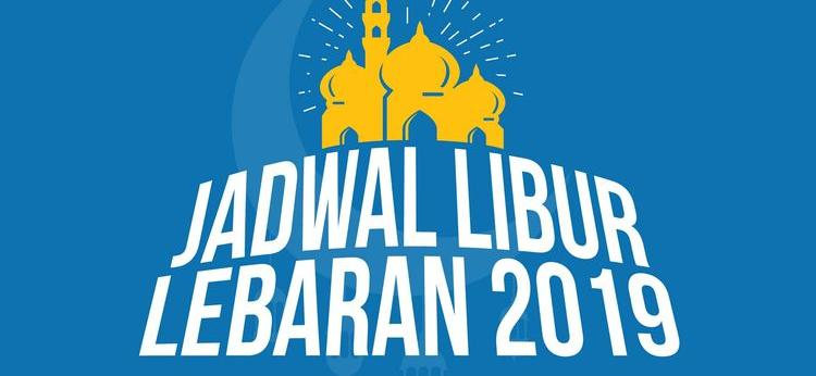 Libur Akhir Ramadhan 1440 H