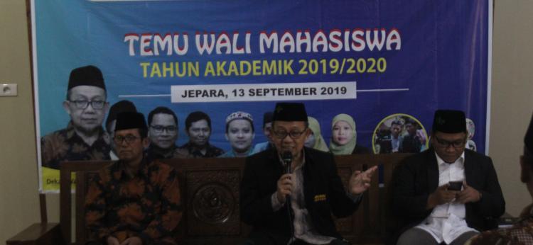 Temu Wali Mahasiswa Baru TA. 2019/2020
