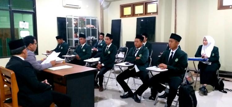 Ujian Akhir Semester (UAS) Gasal TA. 2018/2019